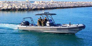 TAG I-9.5N Boat