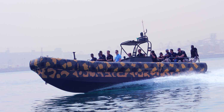 TAG Boat I-12.5RR Hero