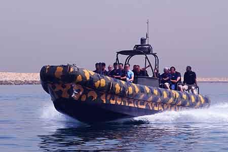 TAG Boat I-12.5RR Left Front