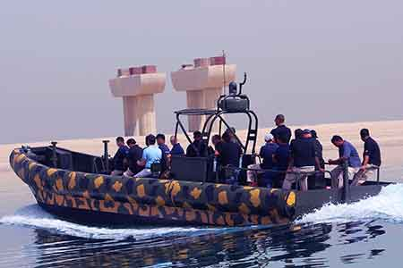 TAG Boat I-12.5RR Rear