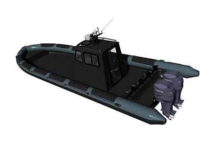TAG I-12CG Boat Mid 1
