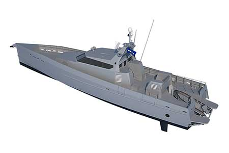 TAG Military Boat C-30 Mid 2