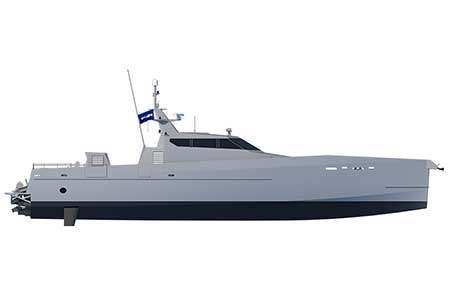 TAG Military Boat C-30 Mid 3
