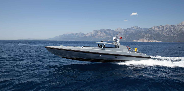 TAG Military Boat I-15-i Hero