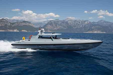 TAG Military Boat I-15-i Mid 1