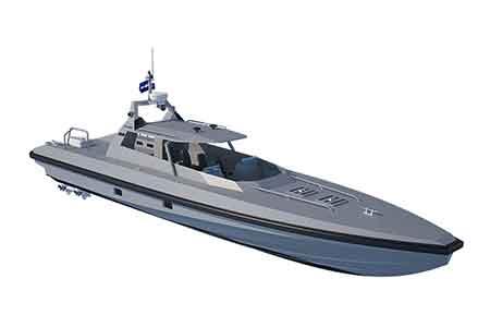 TAG Military Boat I-15-i Mid 2
