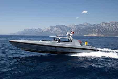 TAG Military Boat I-15-i Mid 3