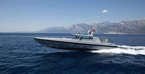 TAG Military Boat I-15-i Thumb