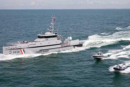 TAG Military Boat O-50-P Mid 1
