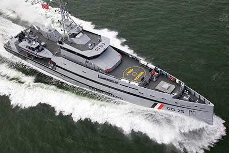 TAG Military Boat O-50-P Mid 2