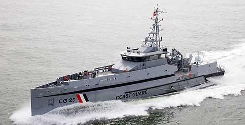 TAG Military Boat O-50-P Thumb