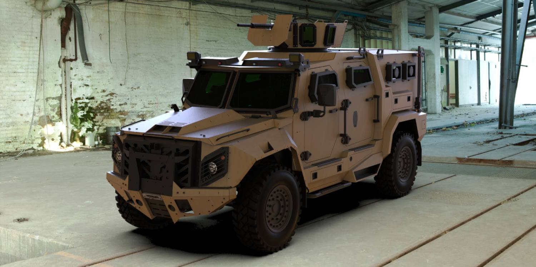 BATT UMG Military Vechicle