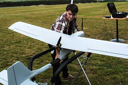 FX10 Drone Mid 2