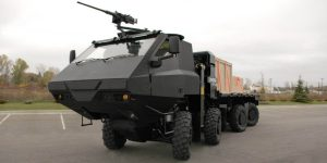 Great Dane Military Vehicle