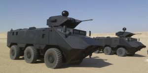 MASTIFF 6X6X6 Alpha Military Vehicle