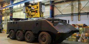 Mastiff 8x8 Military Vehicle Haul