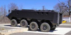 MASTIFF 8X8 MIL Vehicle