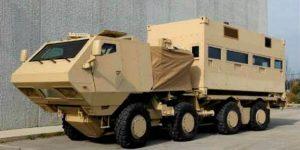 MASTIFF 8X8 Military Vehicle4