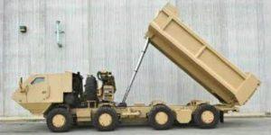 Mastiff Military Vehicle 8X8