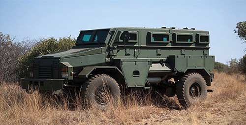 PUMA Military Vehicle Thumb